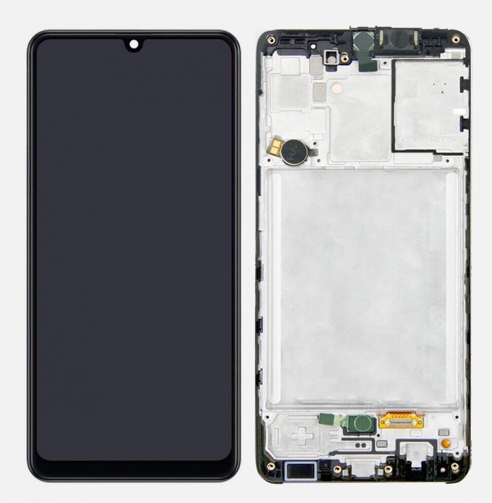 Samsung Galaxy A31 Amoled LCD displej dotykové sklo A315