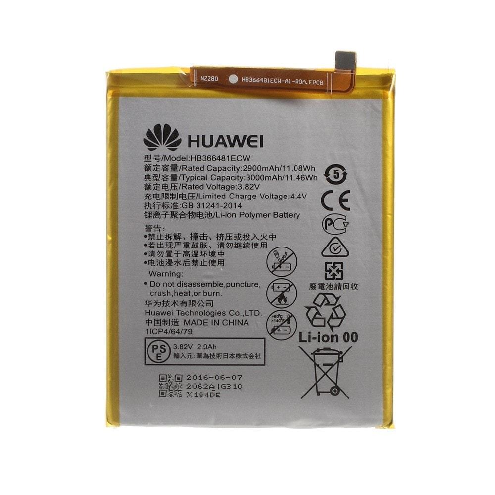 Huawei P20 lite / Y6 Prime 2018 / P9 / P9 lite / Honor 8 / Honor 9 lite / P9 Lite 2017 / Honor 6X / Honor 7 Lite / P Smart Baterie HB366481ECW