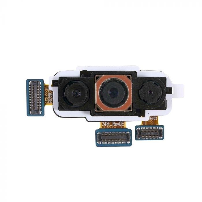 Samsung Galaxy A7 2018 zadní hlavní kamera modul fotoaparát A750