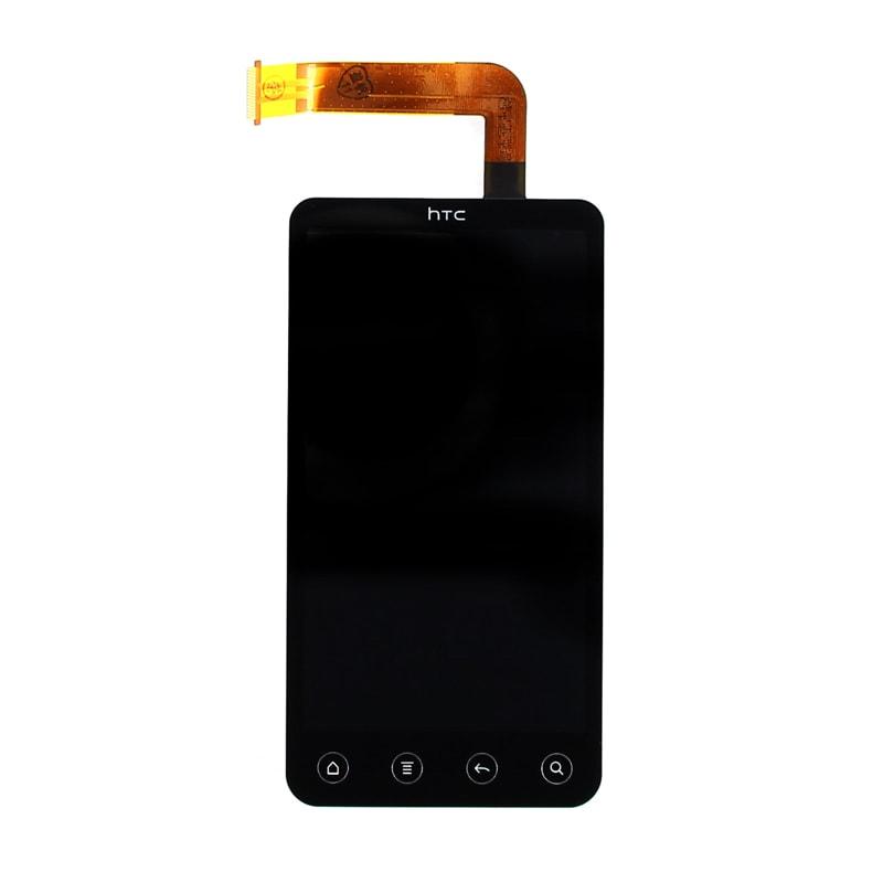 HTC Evo 3D LCD displej + dotykové sklo komplet