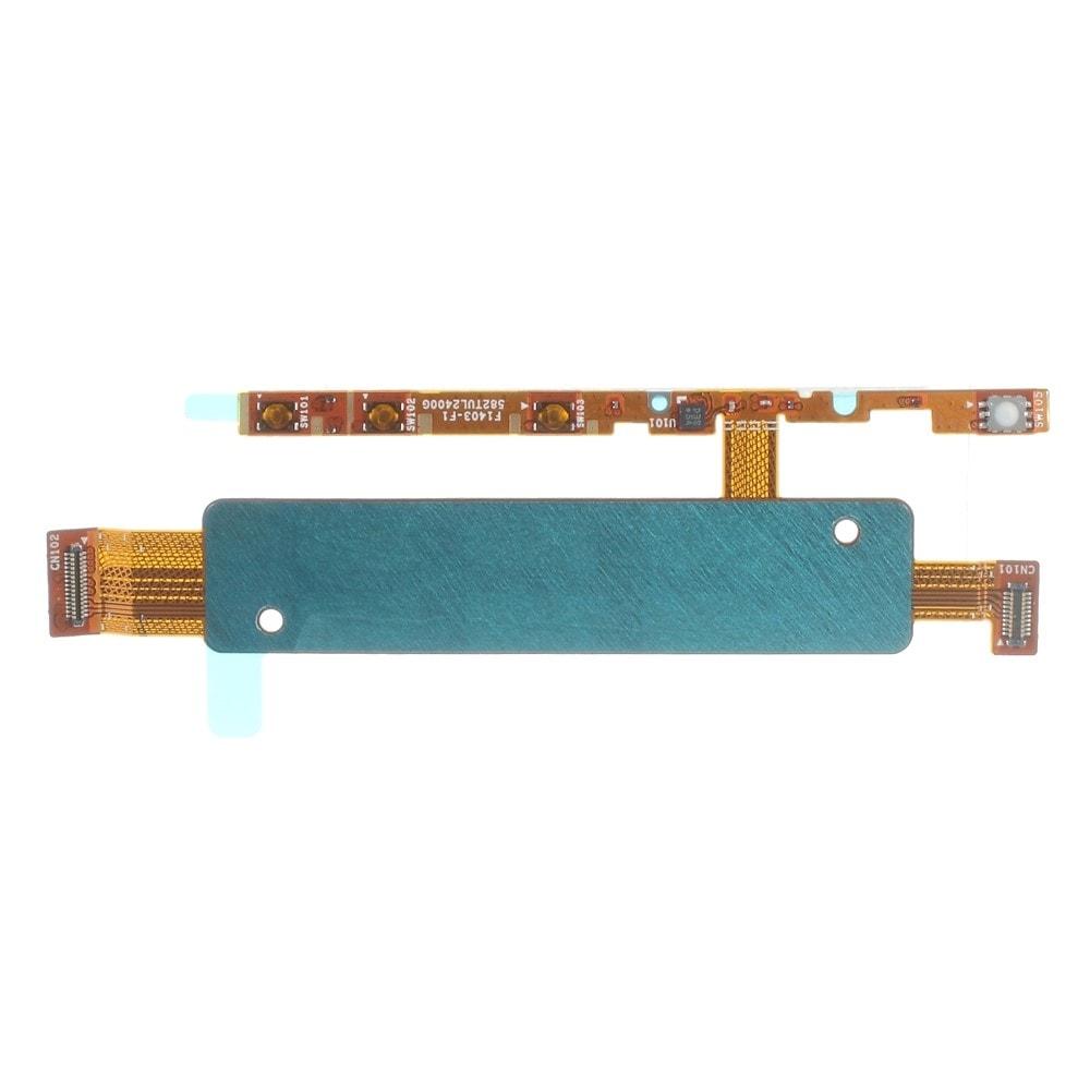 Sony Xperia M4 Aqua zapínací tlačítko power flex ovládání hlasitosti E2303