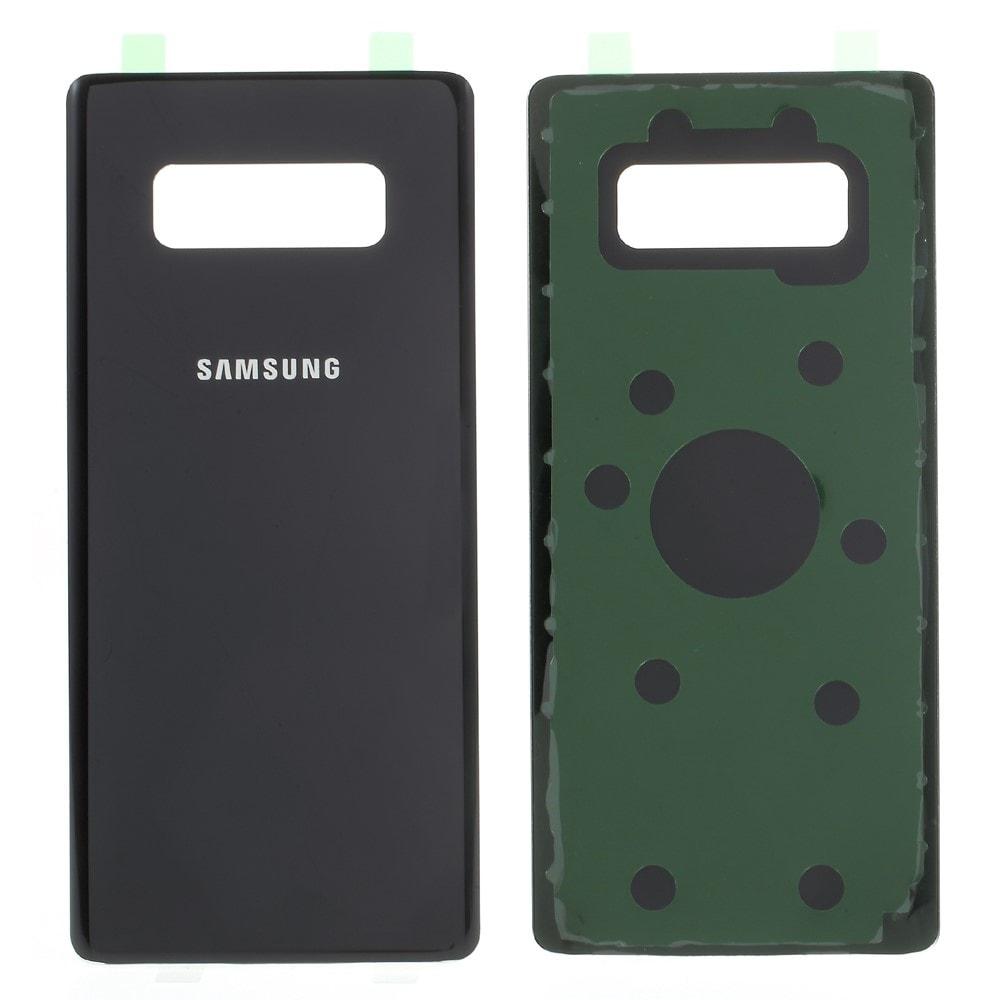 Samsung Galaxy Note 8 Zadní kryt baterie černý N950