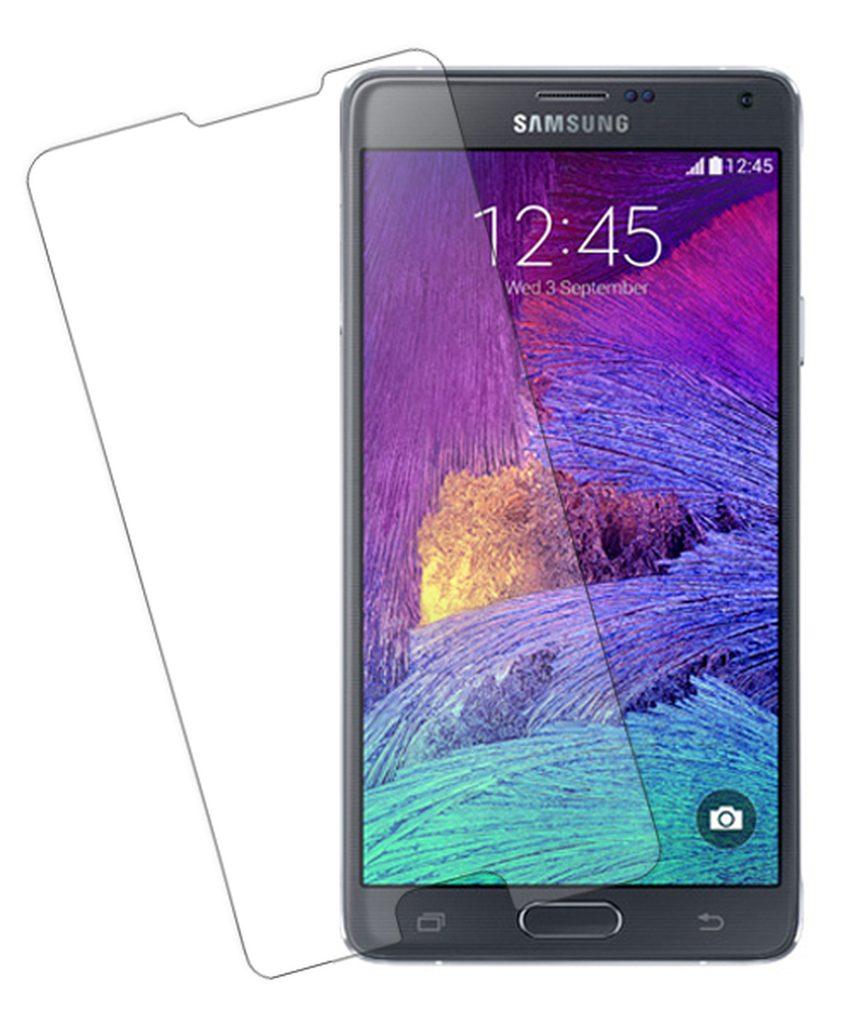 Samsung Galaxy Note 4 Ochranné tvrzené sklo 2,5D N910