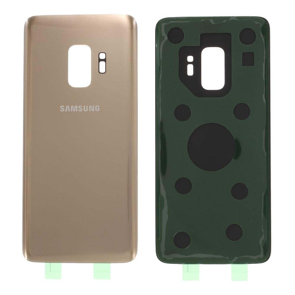 Samsung Galaxy S9 zadní kryt baterie Zlatý G960