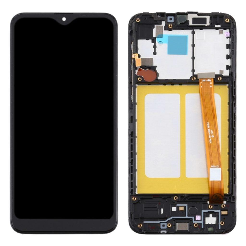 Samsung Galaxy A20e LCD displej dotykové sklo A202