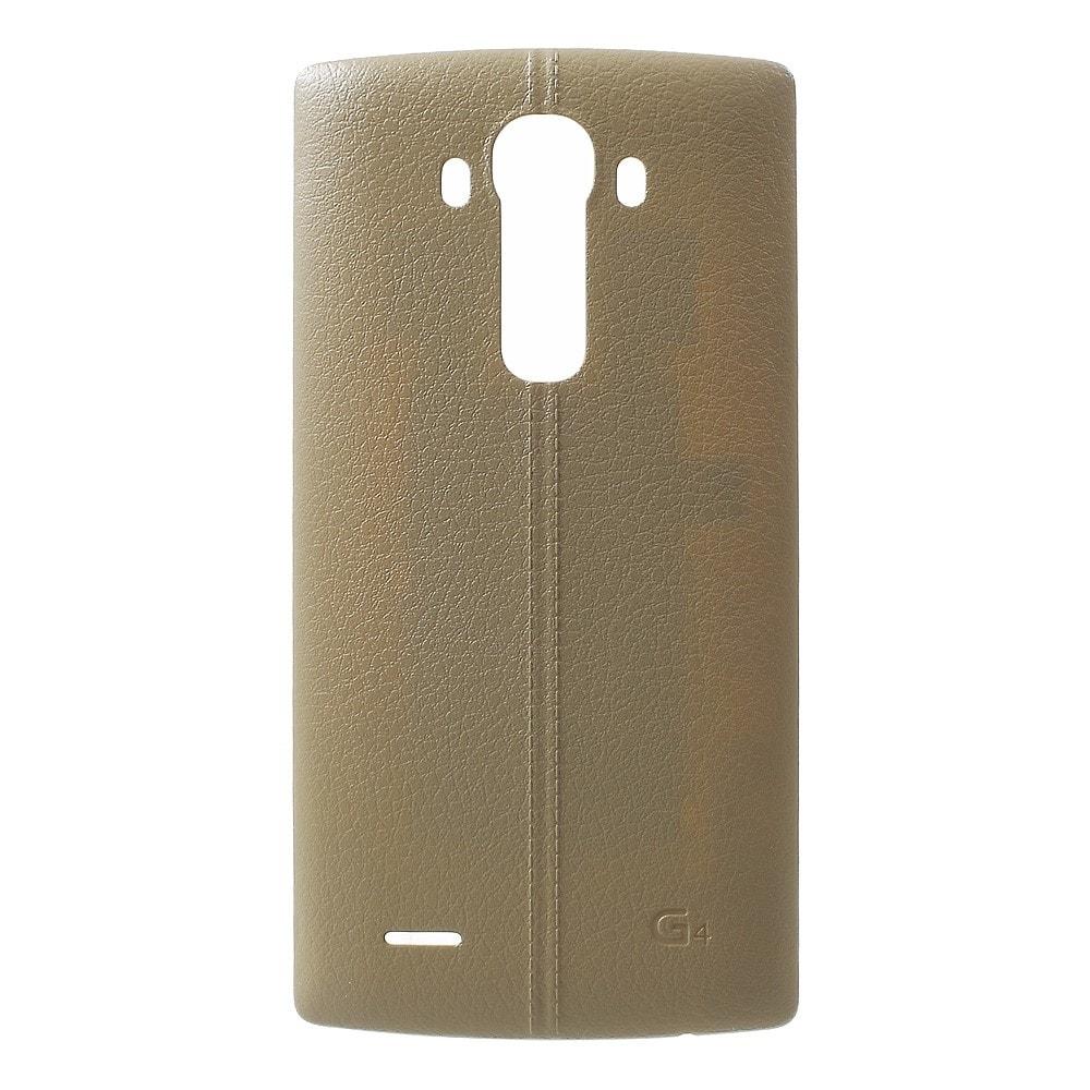 LG G4 Zadní kryt baterie zlatý H815