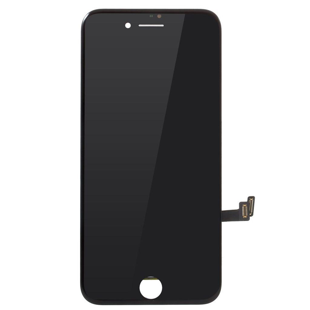 Apple iPhone 8 / SE (2020) LCD displej dotykové sklo přední panel černý original