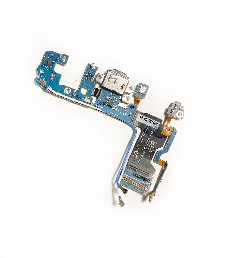 Samsung Galaxy S9 Plus dock original konektor nabíjení port SWAP flex mikrofon G965