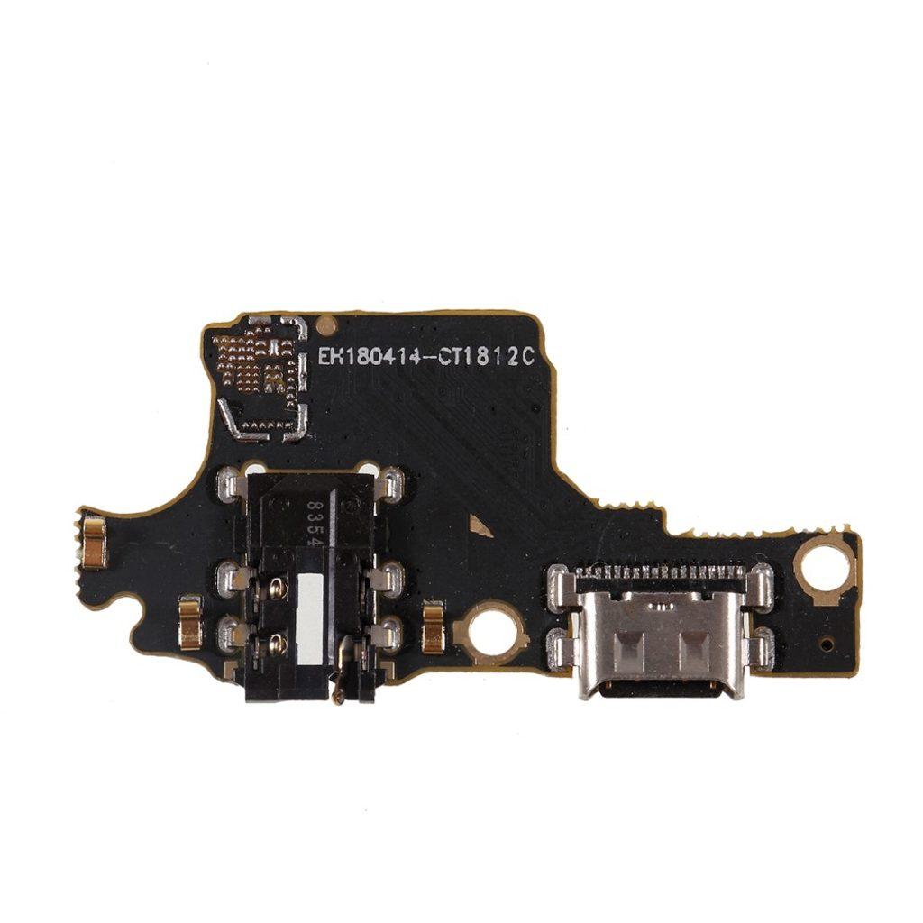Honor 10 nabíjení flex usb port napájecí mikrofon