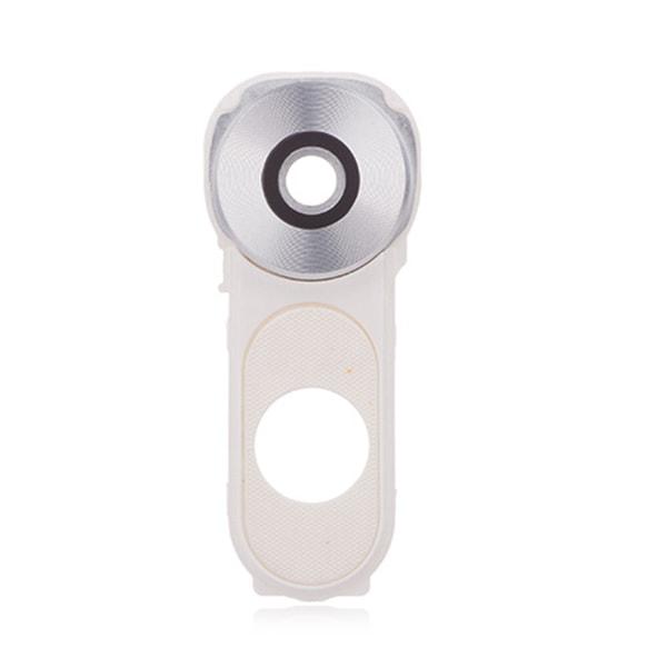 LG V10 krytka čočky fotoaparátu bílá