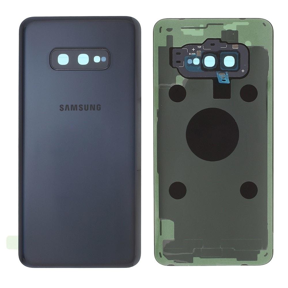 Samsung Galaxy S10e zadní kryt baterie včetně krytky fotoaparátu světle modrý G970