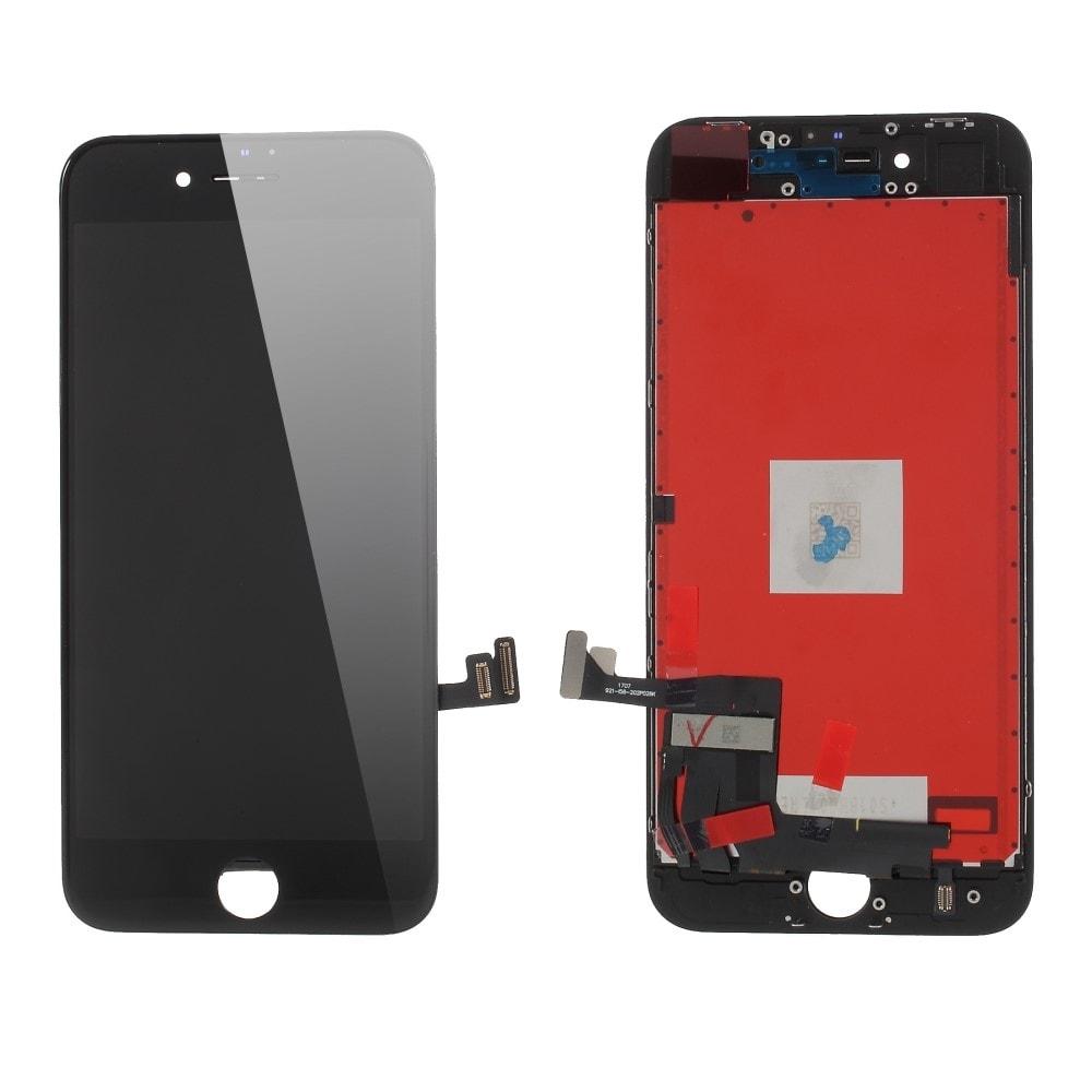 Apple iPhone 8 / SE (2020) LCD displej dotykové sklo přední panel černý