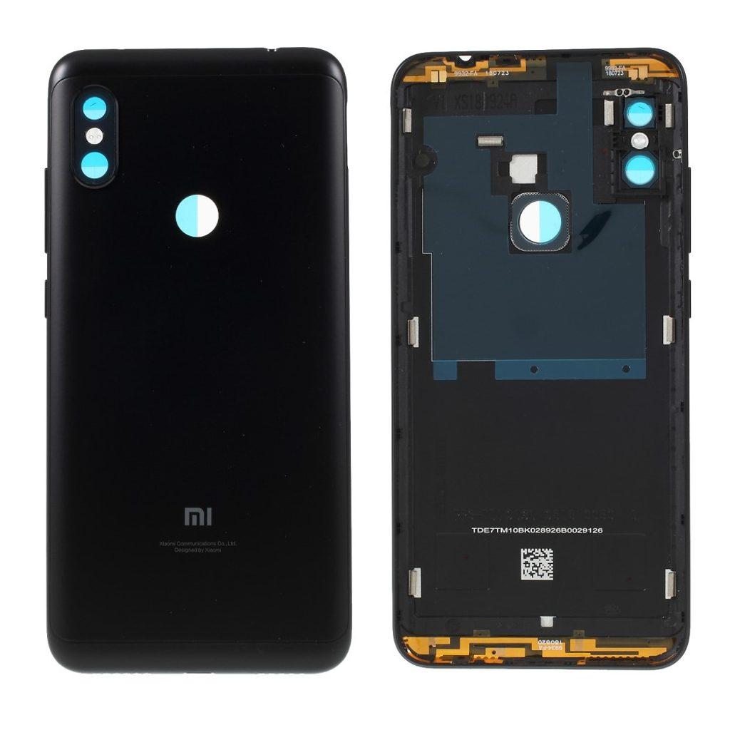 Xiaomi Redmi Note 6 PRO zadní kryt baterie černý