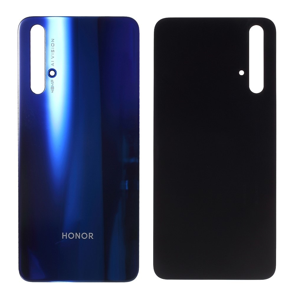 Honor 20 zadní kryt baterie modrý YAL-L21