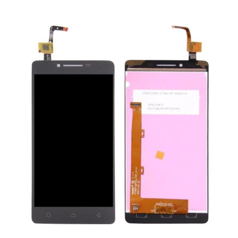Lenovo A6010 LCD displej dotykové sklo komplet černý