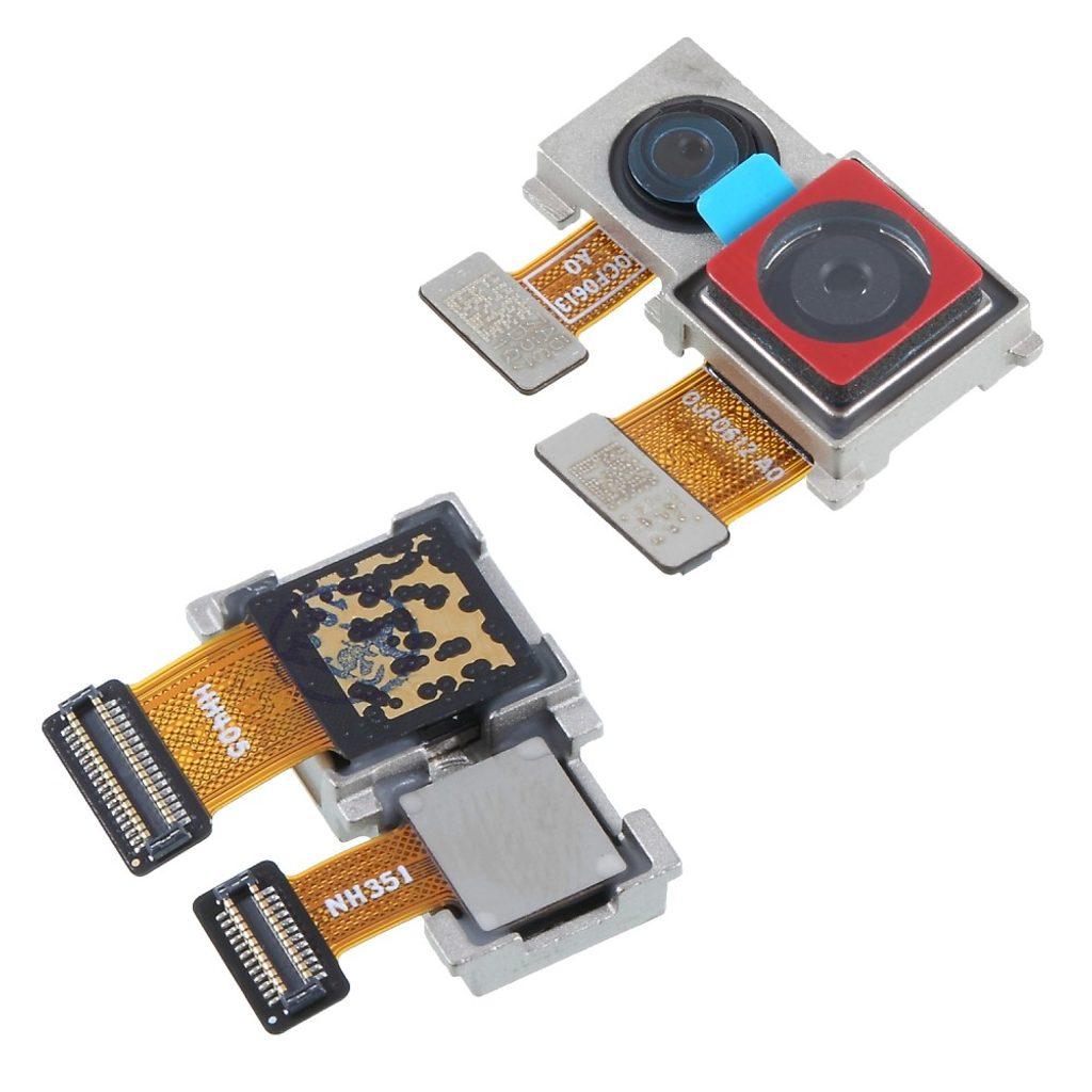 Huawei Mate 10 Lite zadní hlavní dual kamera modul fotoaparát