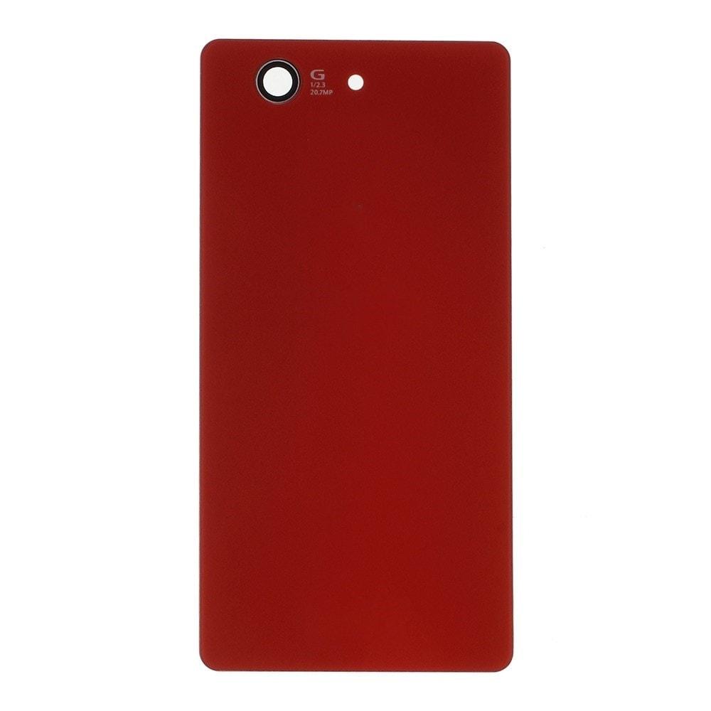 Sony Xperia Z3 compact zadní kryt baterie červený D5803