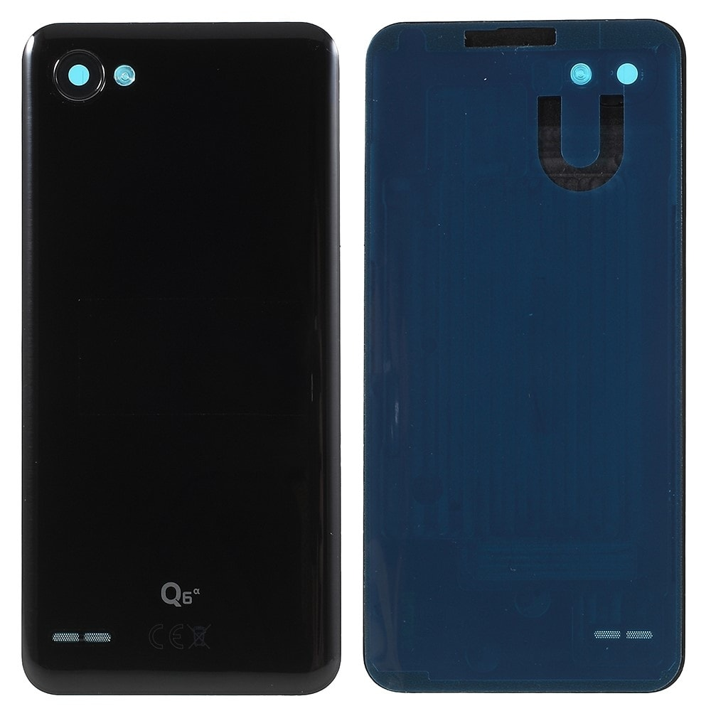 LG Q6 zadní kryt baterie černý M700N