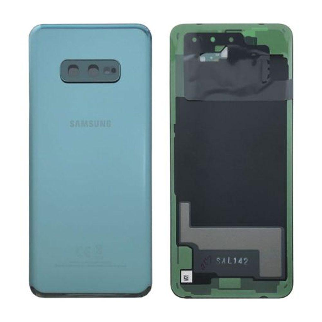 Samsung Galaxy S10e zadní kryt baterie zelený originál (Service Pack) G970