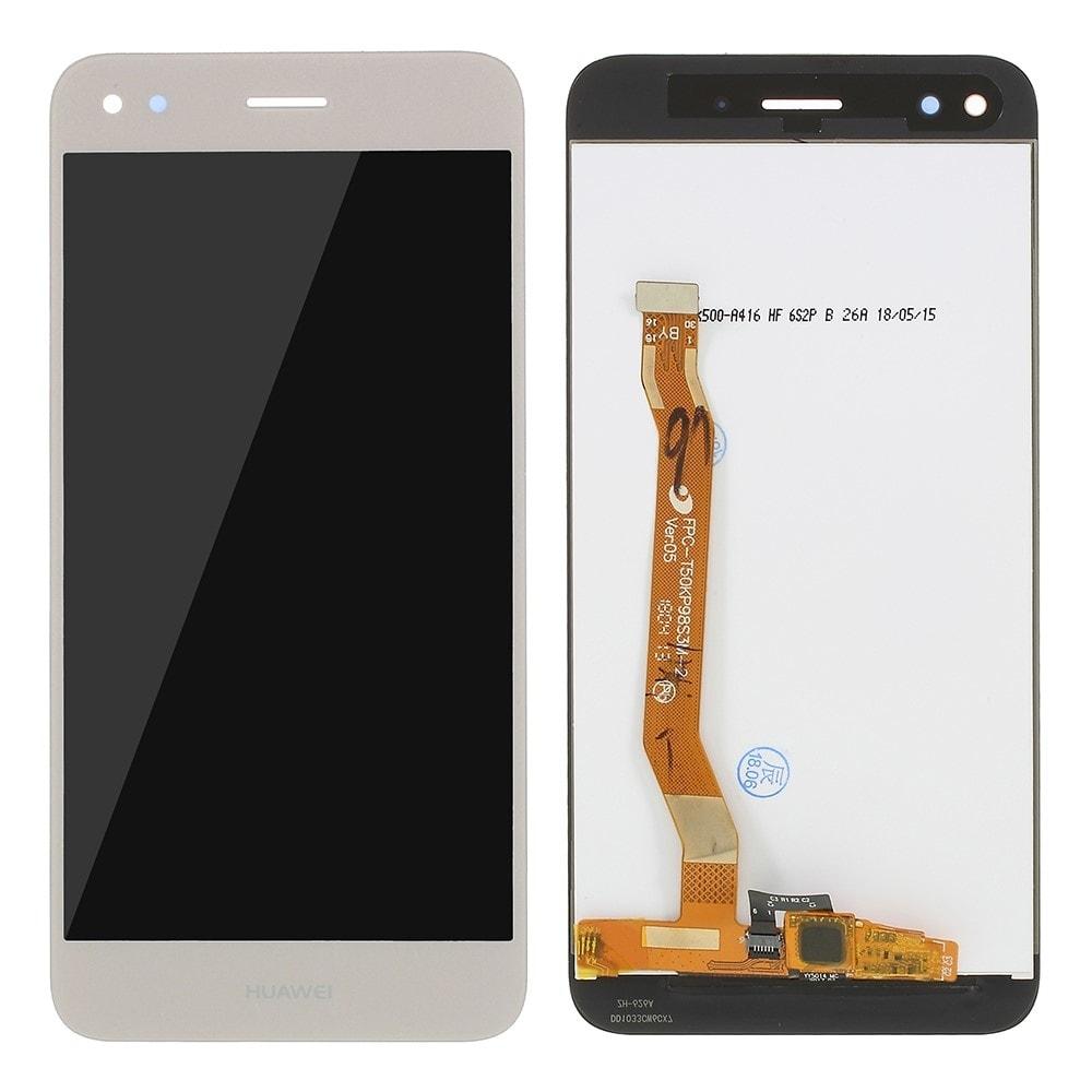 Huawei P9 Lite mini  LCD displej dotykové sklo zlatý