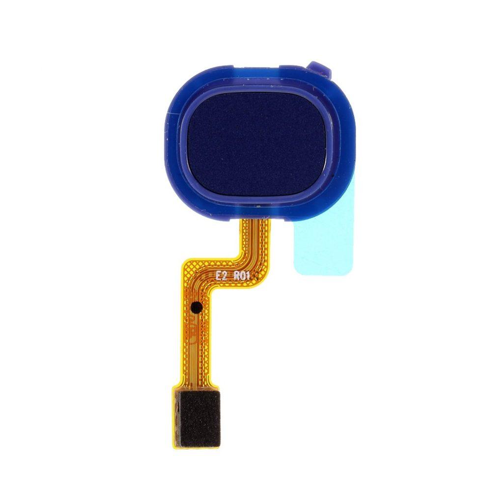 Samsung A21s tlačítko otisk prstu flex fingerprint modrý A217