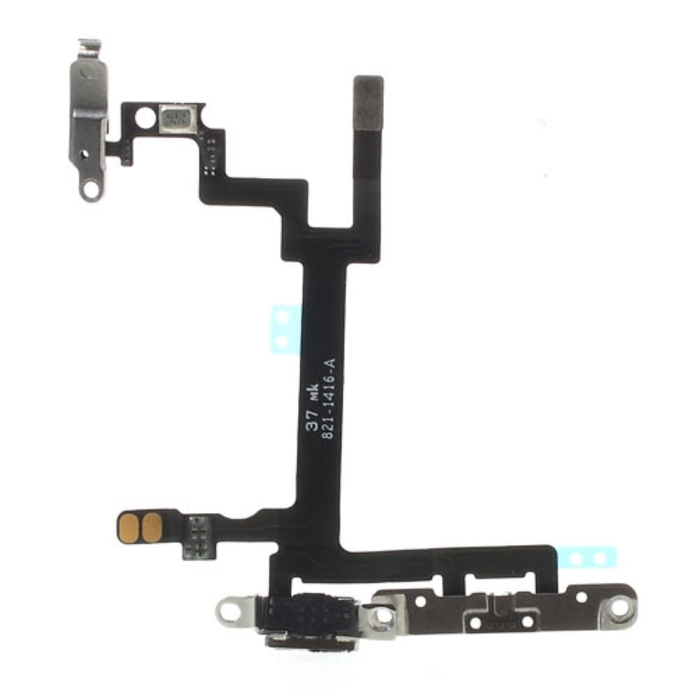 Apple iPhone 5 zapínací tlačítko power flex volume osázené