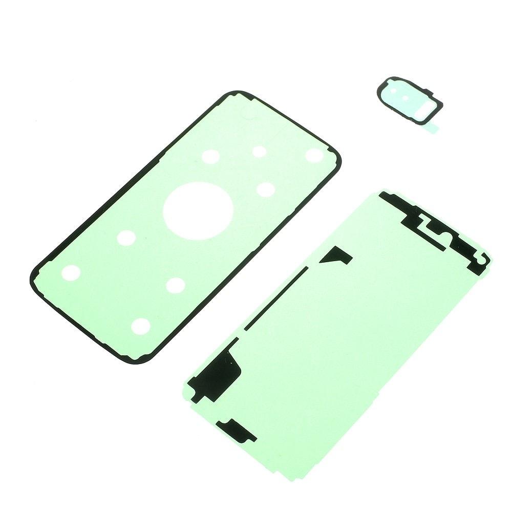 Samsung Galaxy S7 SET těsnících pásek pro zadní kryt baterie lepící páska G930F