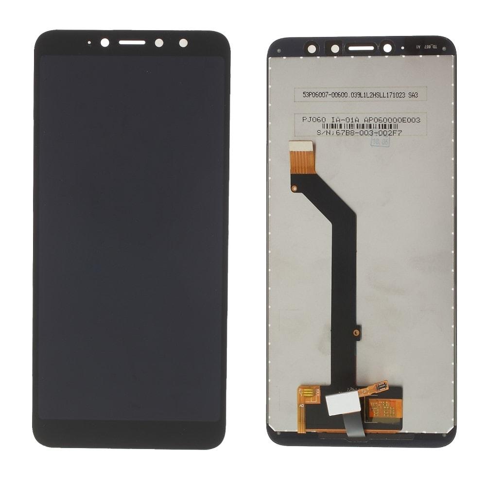 Xiaomi Redmi S2 LCD displej dotykové sklo černé