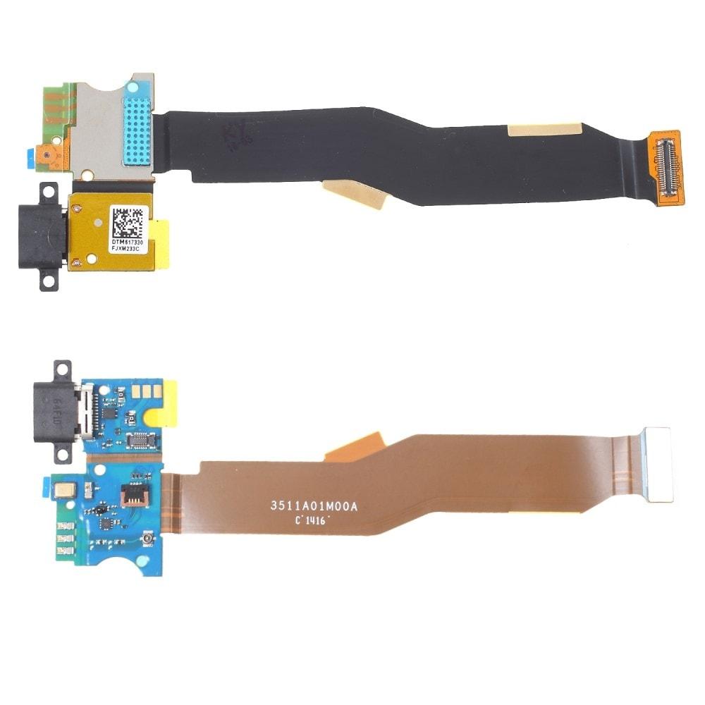 Xiaomi Mi 5 nabíjecí usb port napájení flex kabel mikrofon