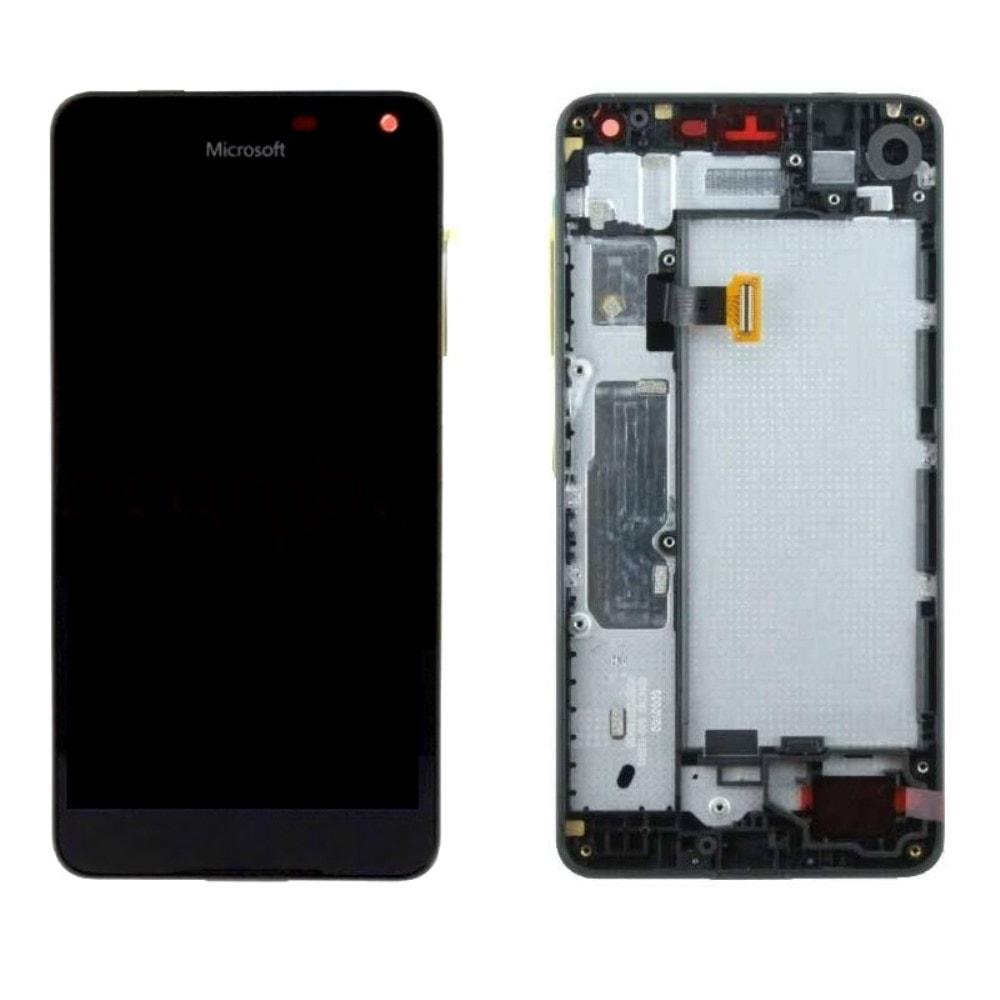 Microsoft Lumia 650 LCD displej dotykové sklo rámeček komplet