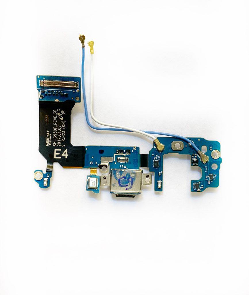 Samsung Galaxy S8 napájecí konektor nabíjení flex mikrofon dock SWAP G950