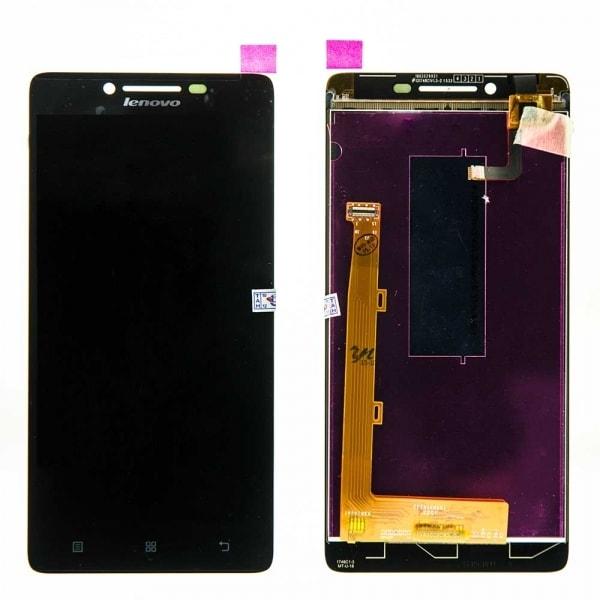 Lenovo A6000 LCD displej + dotykové sklo komplet