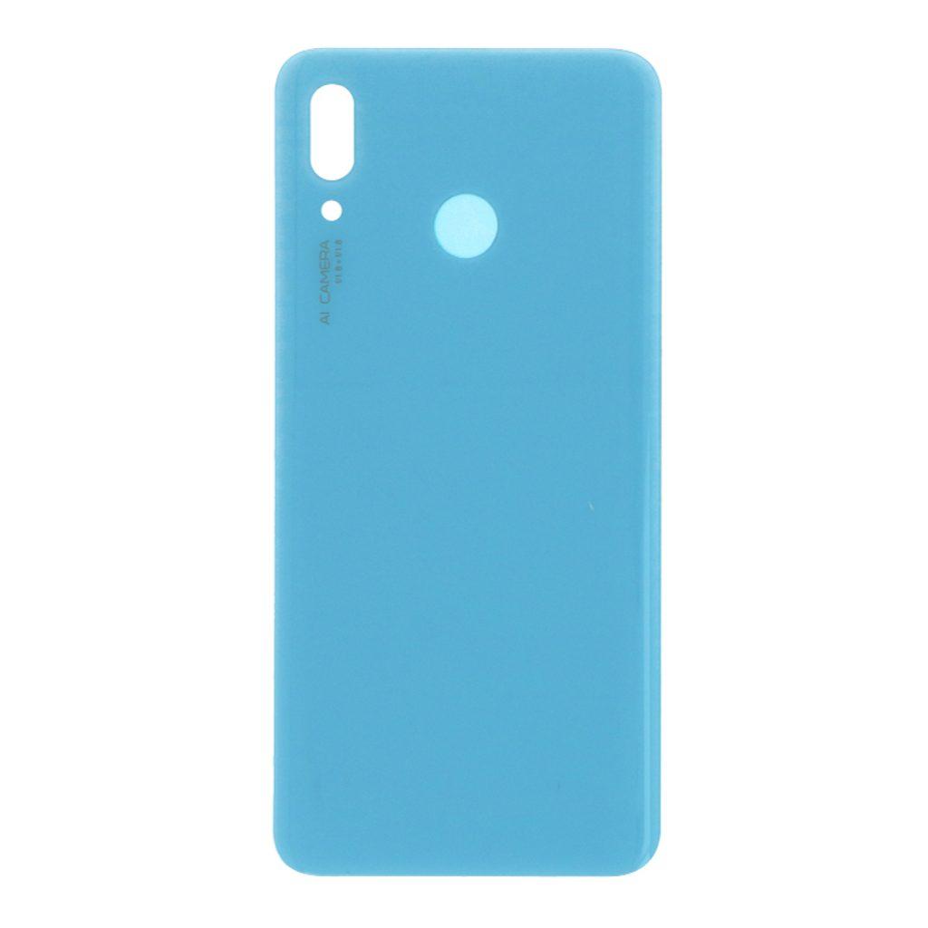 Huawei Nova 3 zadní kryt skleněný světle modrý