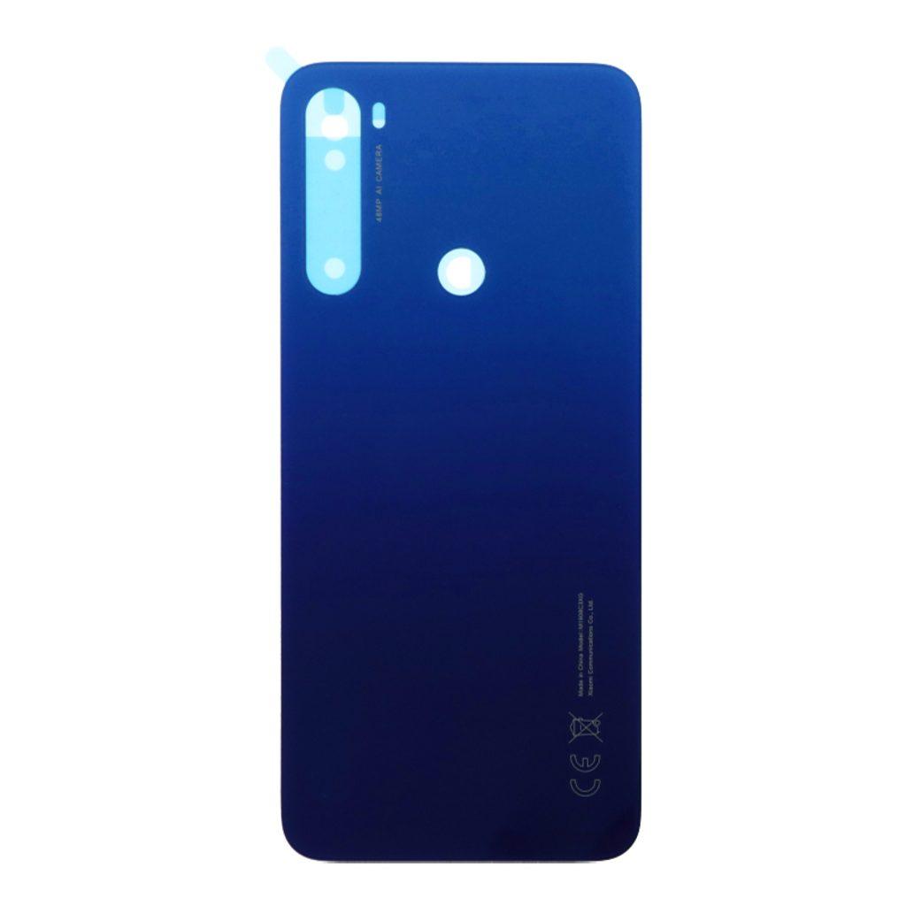 Xiaomi Redmi Note 8T zadní kryt baterie modrý
