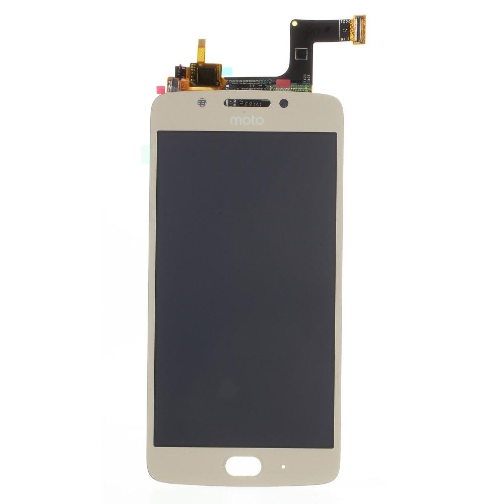Motorola Moto G5 LCD displej komplet zlatý