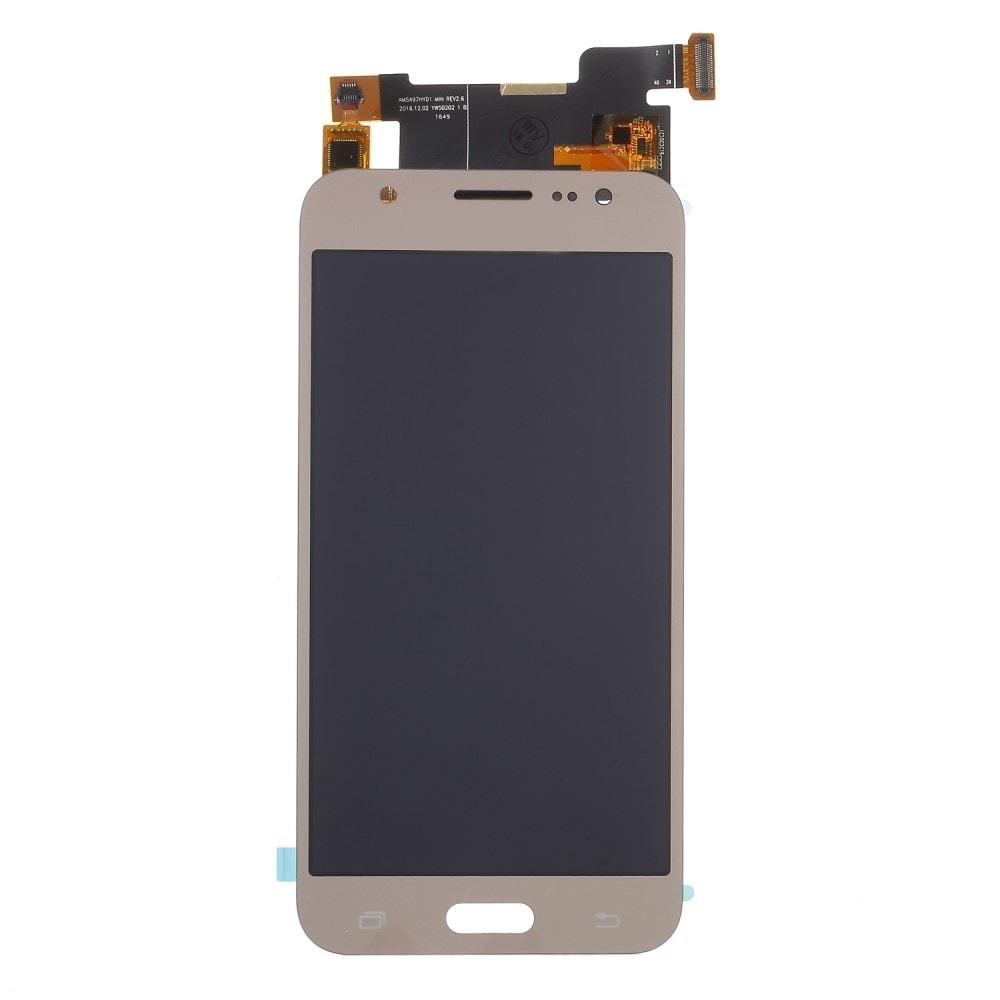 Samsung Galaxy J5 2015 LCD TFT displej dotykové sklo zlaté J500F