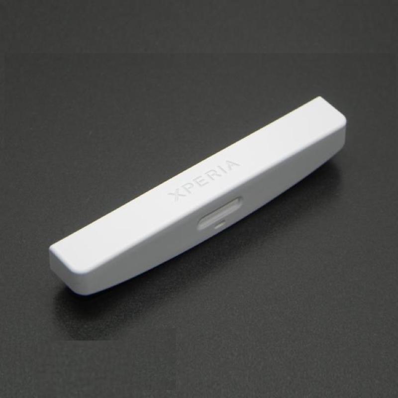 Sony Xperia S LT26i spodní krytka telefonu bílá