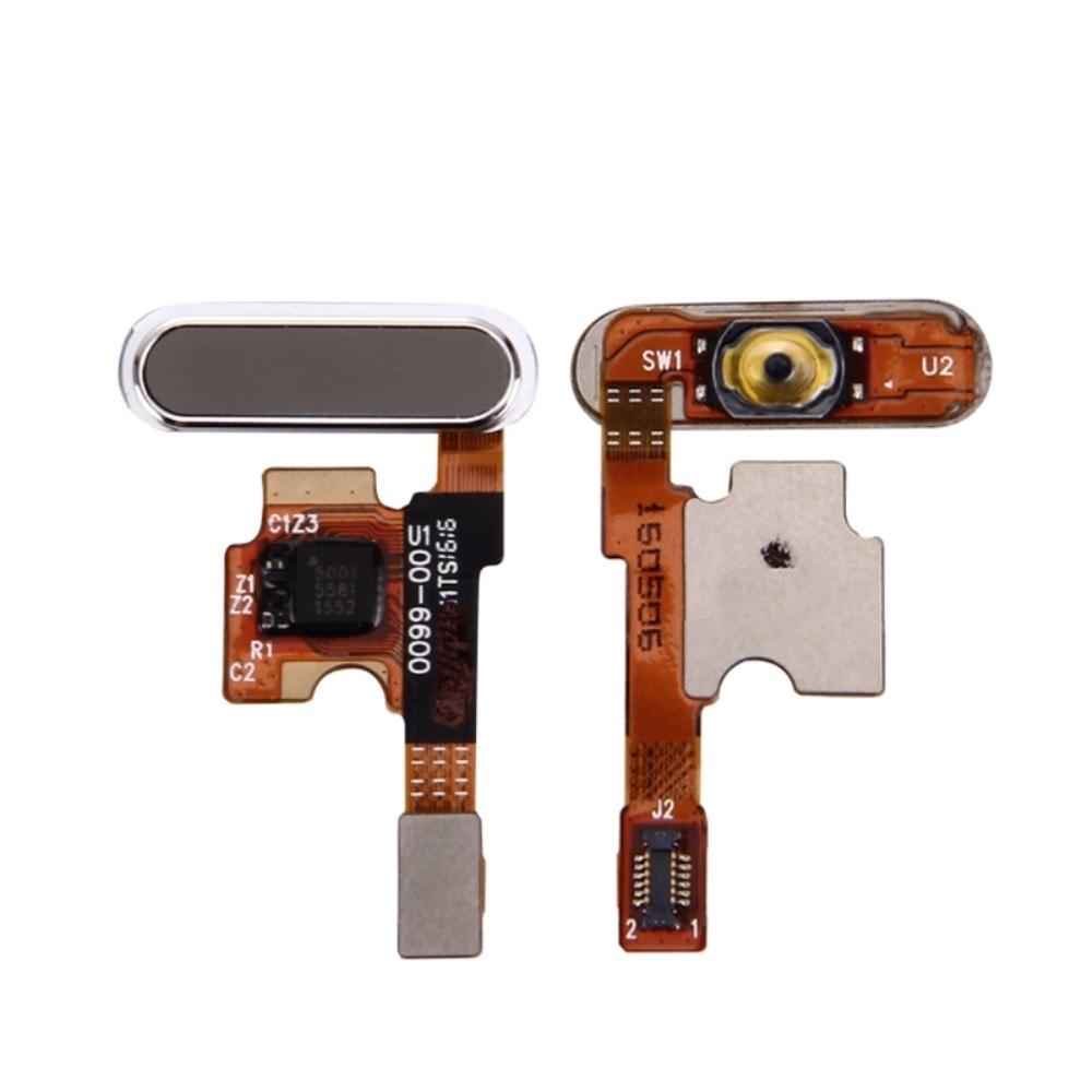 Xiaomi Mi5 Home button flex domovské tlačítko černé