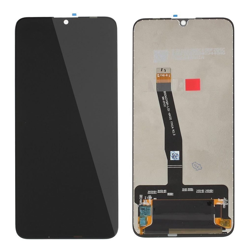 Huawei P Smart 2019 LCD displej přední panel dotyk černý (OEM)