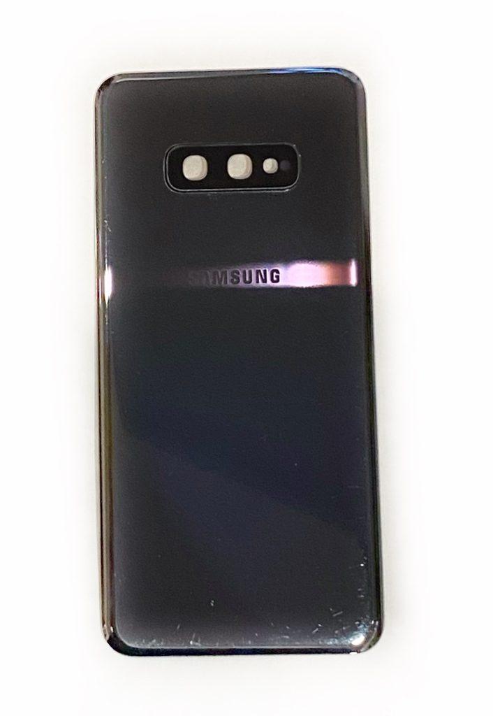 Samsung Galaxy S10e zadní kryt baterie originální černý G970 Použitý