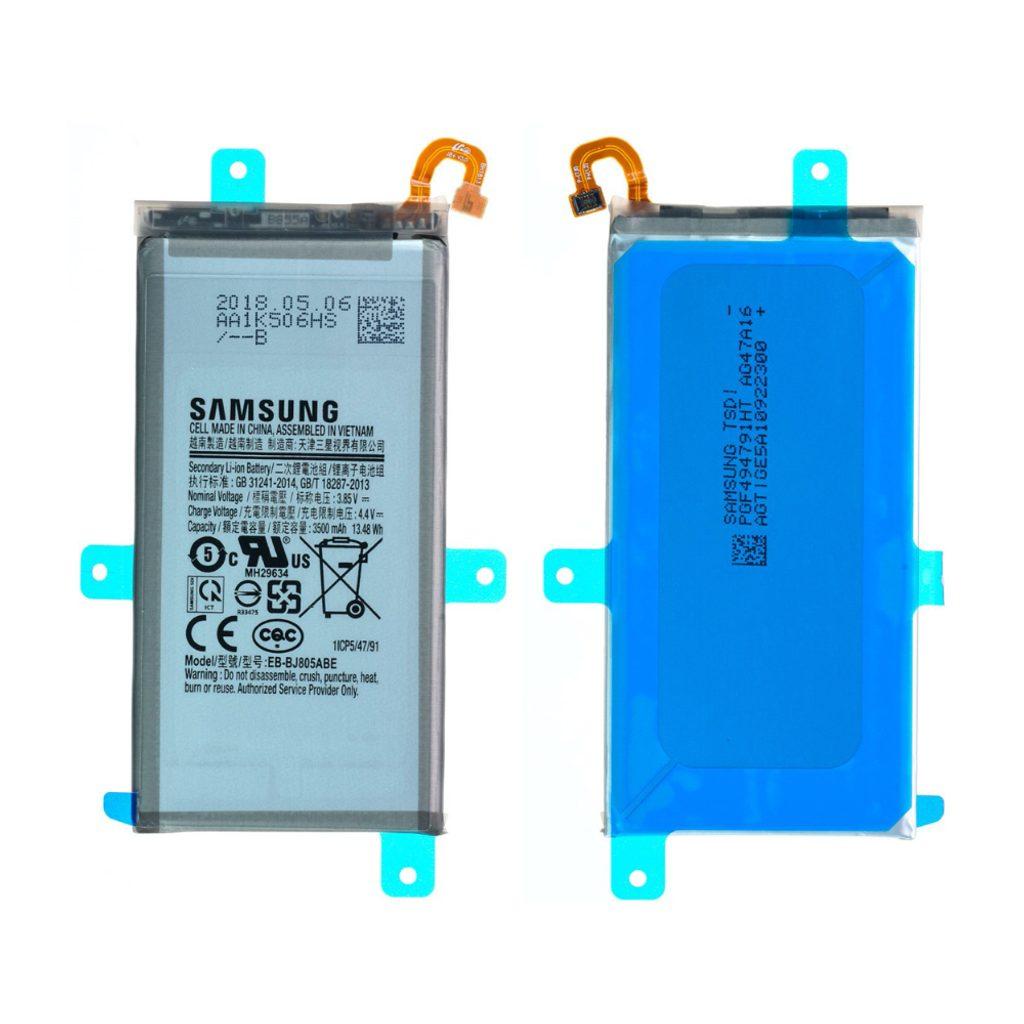 Samsung Galaxy Baterie EB-BJ805ABE A605 (Service Pack)
