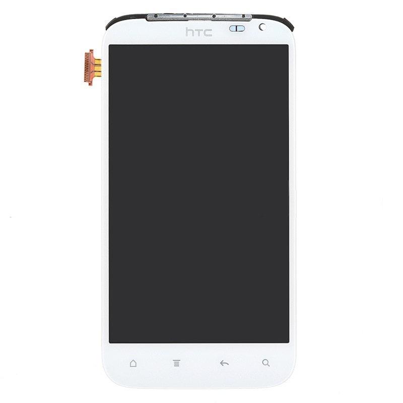 HTC Sensation XL LCD displej + dotykové sklo komplet rámeček X513e G21