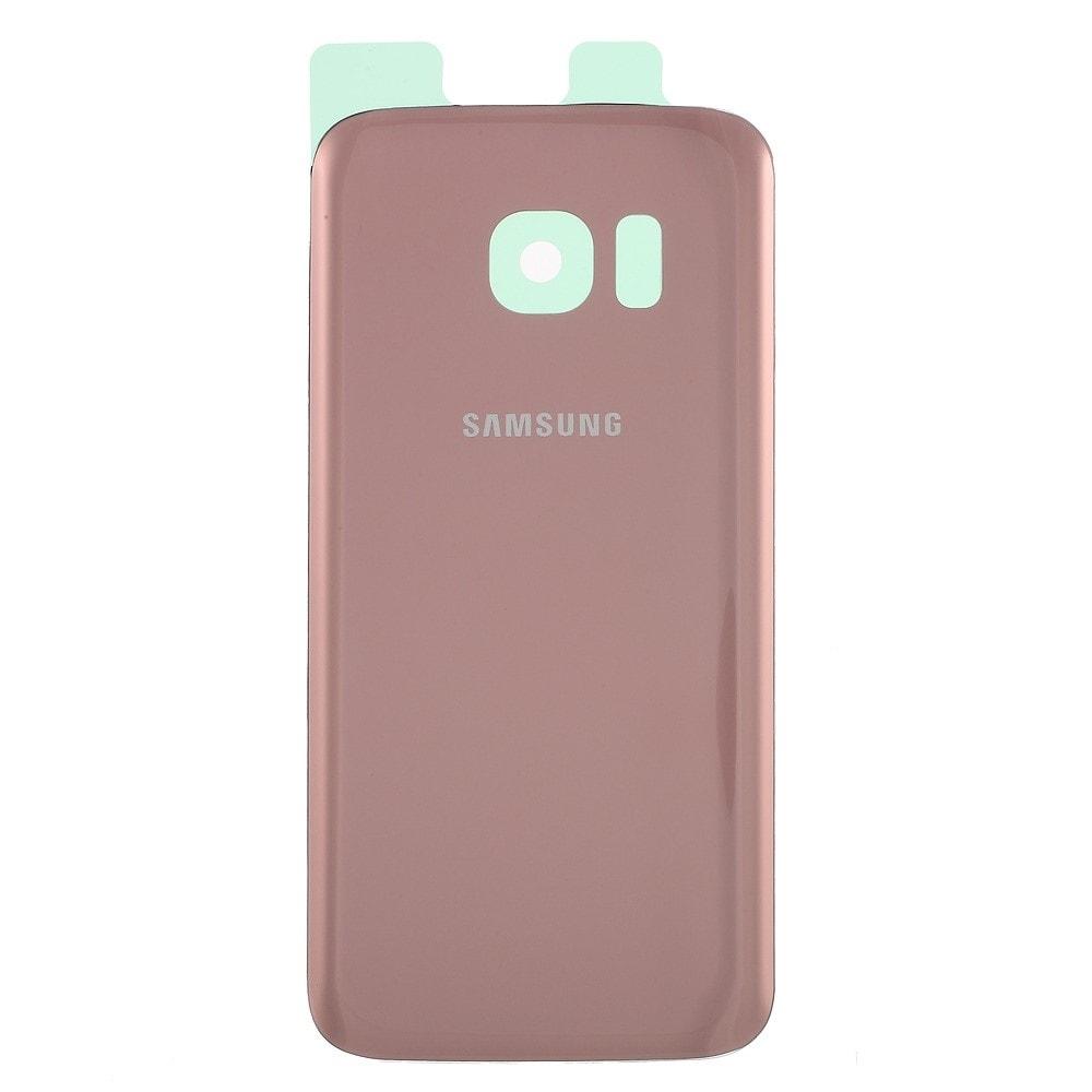 Samsung Galaxy S7 zadní kryt baterie Rose Gold růžový G930F