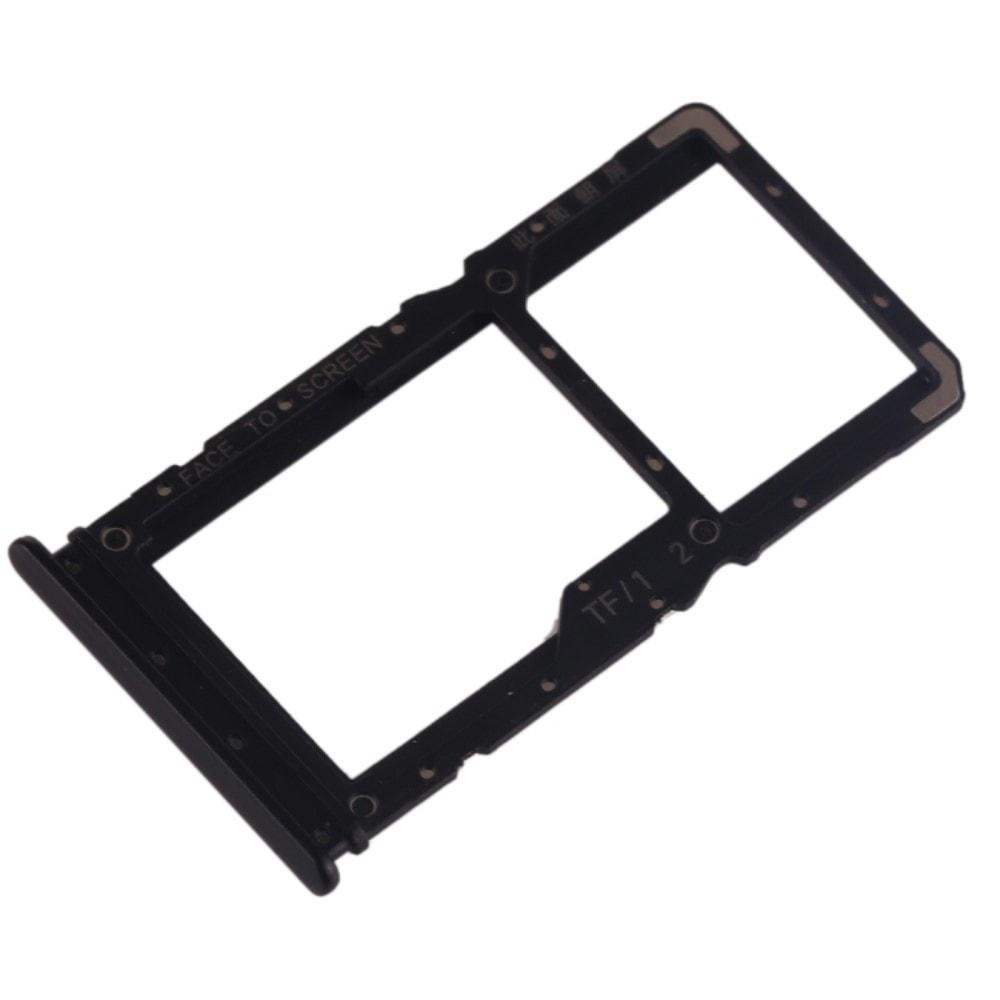 Xiaomi Redmi Note 7 šuplík na SIM SD kartu černý