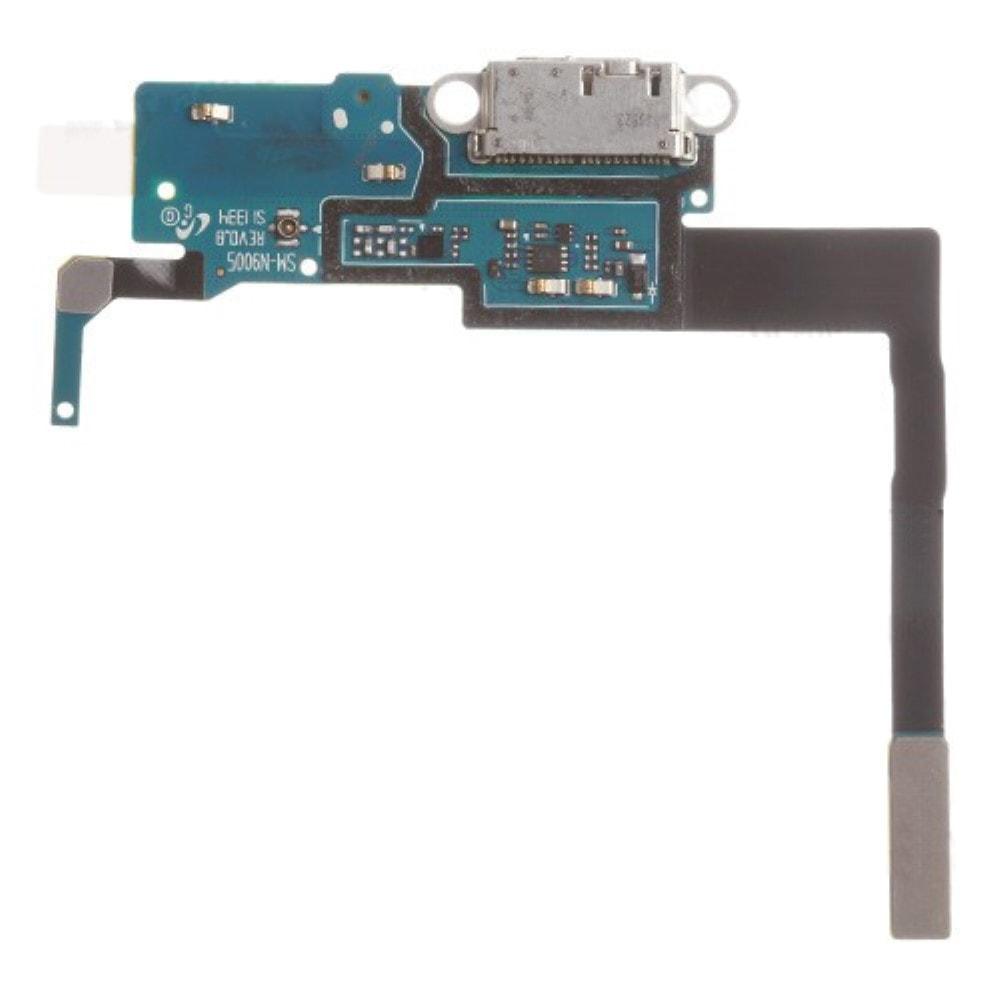 Samsung Galaxy Note 3 napájecí konektor port nabíjení dock flex N9005F