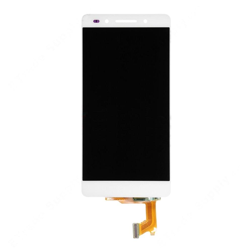 Honor 7 LCD displej bílý dotykové sklo komplet