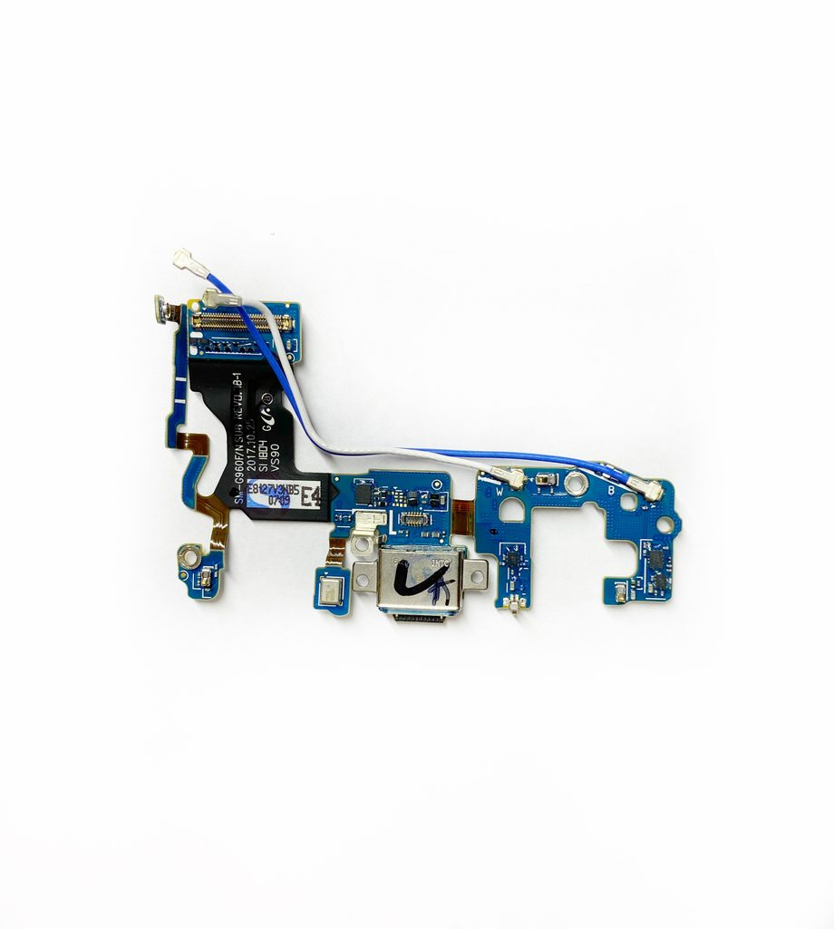 Samsung Galaxy S9 napájecí konektor nabíjení flex SWAP mikrofon G960