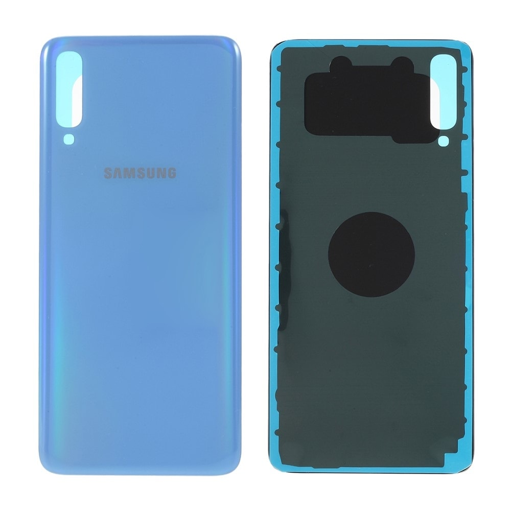 Samsung Galaxy A70 zadní kryt baterie modrý A705