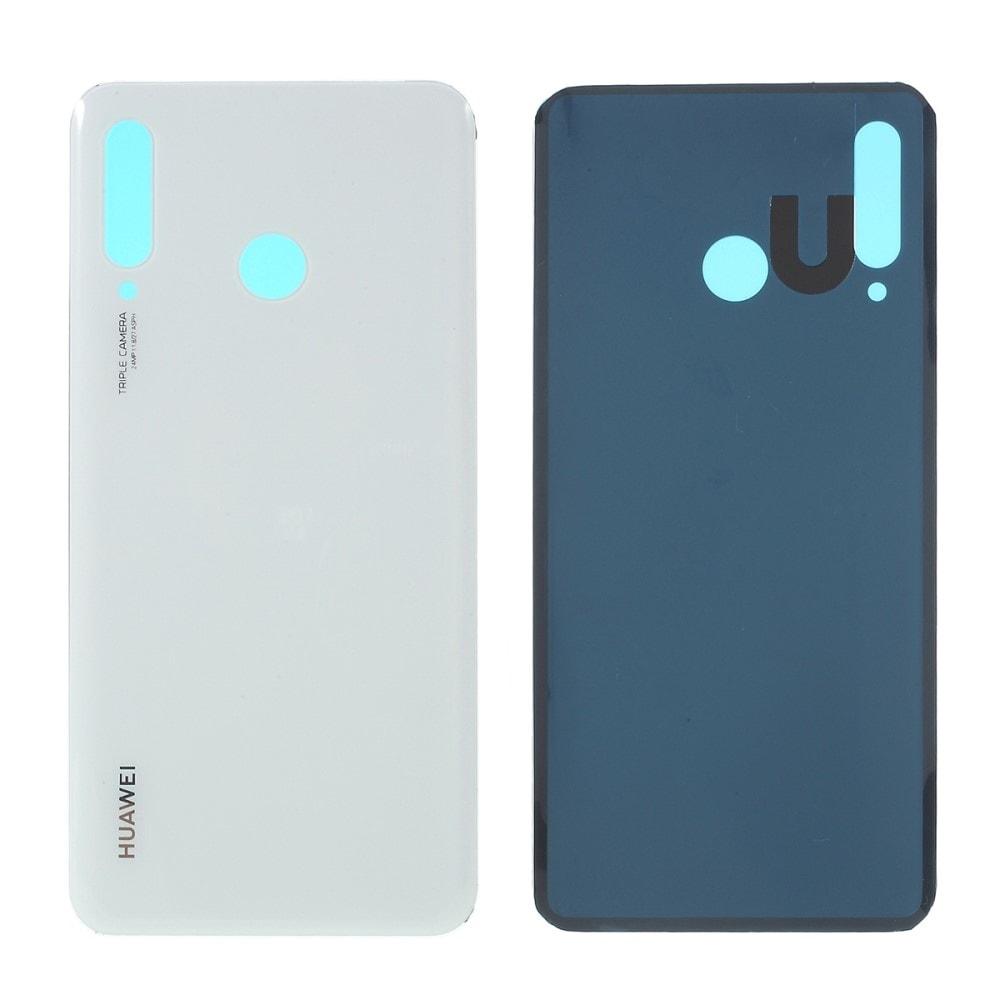 Huawei P30 Lite zadní kryt baterie bílý (MAR-LX1M)