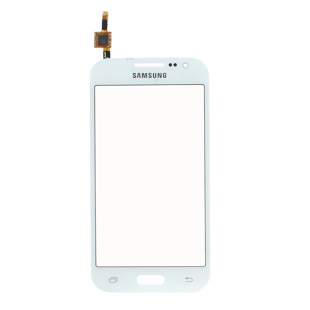 Samsung Galaxy Core Prime dotykové sklo bílé G360F